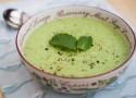 Recuperare dagli strapazzi pasquali: zuppa di fave, piselli e carciofi