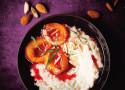 Combatti il caldo e la fiacca con le prugne: crema di riso e susine
