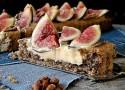Crostatine alle noci con crema di fichi per fibre, potassio e vitamine