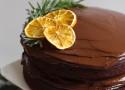Arance per vitamine, ferro e capillari: Sacher Torte al profumo di agrumi