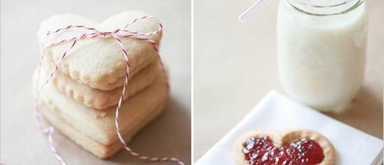 San Valentino, biscotti veg ripieni per un gesto d'amore con sorpresa!