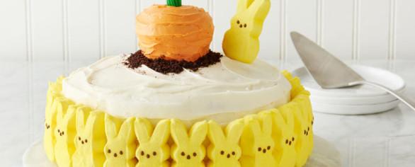 Torta con carote e mandorle per prepararsi alla Pasqua